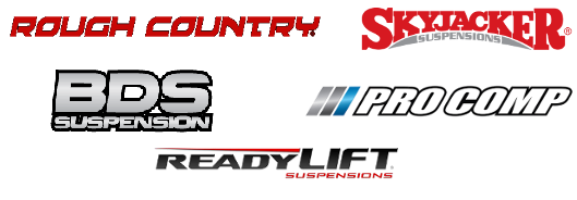 Lift Kit Brands >> Lift Kits Wheel Tire Packages Apache Junction Az James Tire Sales